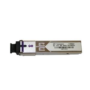Moduł SFP WDM, SM SC, 80km, 1,25G, TX:1550nm (Base Link)