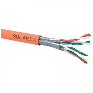 Kabel instalacyjny Solarix SSTP kat.7 LSOH-FR 900MHz 500m