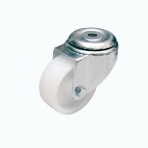 Kółko do szafy rack 150 skrętne bez blokady (ZPAS)