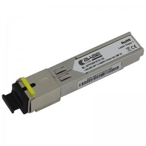 Moduł SFP WDM, SM SC, 3km, 1,25G, TX:1550nm (Base Link)