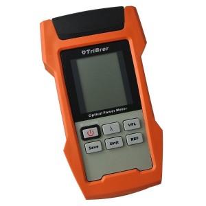 Miernik mocy optycznej, -50dBm ~ +26dBm, Wave ID, USB (TriBrer AOP100C-W-U)