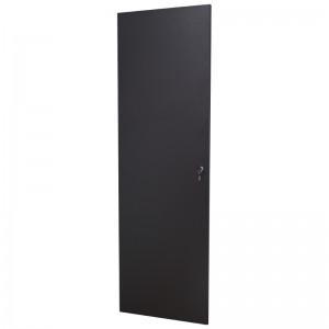 """Drzwi pełne stalowe do szaf rack 19"""" Base Link 42U, czarne"""