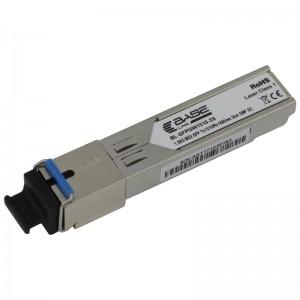 Moduł SFP WDM, SM SC, 3km, 1,25G, TX:1310nm (Base Link)