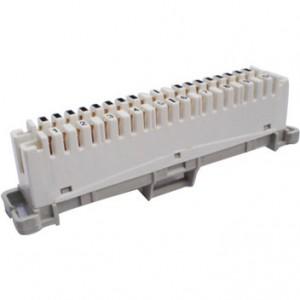 Łączówka typu LSA, 10-parowa, rozłączna (Base Link)