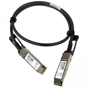 Kabel Direct Attach (DAC), QSFP+, 1m