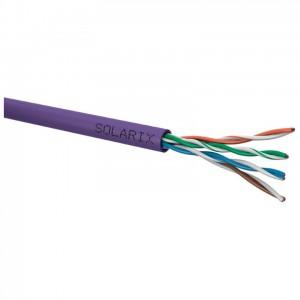 Kabel instalacyjny U/UTP kat.5e LSOH Eca, 305m (Solarix SXKD-5E-UTP-LSOH)