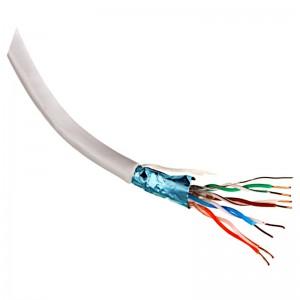 Kabel instalacyjny F/UTP kat.5e PVC, 305m (Getfort GF-5FTP-E-PVC-305)