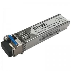 Moduł SFP WDM, SM LC, 40km, 1,25G, TX:1310nm (Base Link)