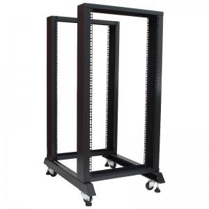 "Stojak rack / rama montażowa 19"" 21U 550x600 (Base Link BL-SRR21)"
