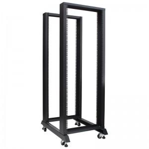 "Stojak rack / rama montażowa 19"" 30U 550x600 (Base Link BL-SRR30)"