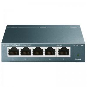 TP-Link TL-SG105, 5xGE, desktop
