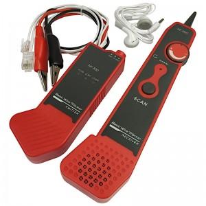 Szukacz par przewodów z testerem linii telefonicznej (NF-800)
