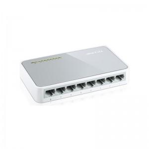 TP-Link TL-SF1008D, 8xFE, desktop