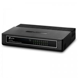 TP-Link TL-SF1016D, 16xFE, desktop