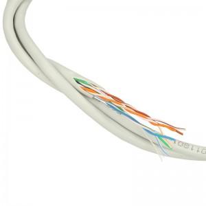 Kabel instalacyjny U/UTP kat.5e PVC, 305m (Extralink)