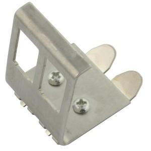 Adapter keystone na DIN, 2-portowy (Base Link BL-MKADIN2)