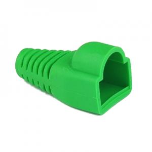 Osłona złącza modularnego, zielona