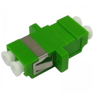 Adapter światłowodowy LC/APC SM duplex (Base Link BL-FALASD)