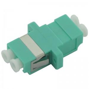 Adapter światłowodowy LC/PC MM duplex OM3 (Base Link BL-FALM3D)
