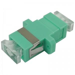 Adapter światłowodowy SC/PC MM simplex OM3