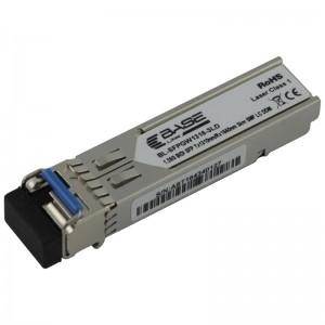 Moduł SFP WDM, SM LC, 3km, 1,25G, TX:1310nm (Base Link)