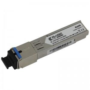 Moduł SFP WDM, SM SC, 20km, 1,25G, TX:1310nm, DDM (Base Link)