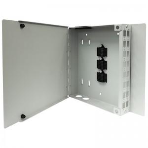Przełącznica światłowodowa naścienna, 16x SC simplex / LC duplex