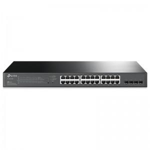 """TP-Link TL-SG2428P, 24xGE PoE+ 250W, 4xGE SFP, 19"""""""