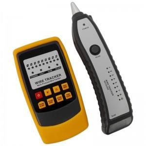 Szukacz par przewodów z testerem linii telefonicznej (Base Link BL-CT4138)