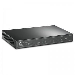 TP-Link T1500G-8T (TL-SG2008), 8xGE, 1xPoE IEEE 802.3af/at, desktop