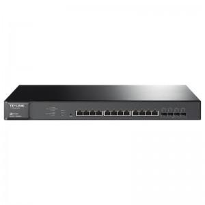 """TP-Link T1700X-16TS, 12x10G, 4x10G SFP+, 19"""""""