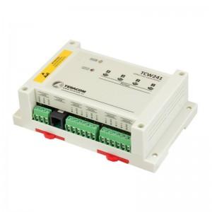 Moduł wejścia/wyjścia Ethernet IO (Teracom TCW241)