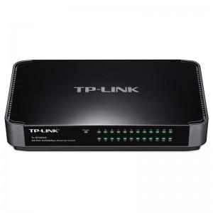 TP-Link TL-SF1024M, 24xFE, desktop