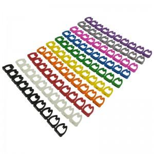 Znaczniki kabla kat.5e (5,0 - 5,5 mm)