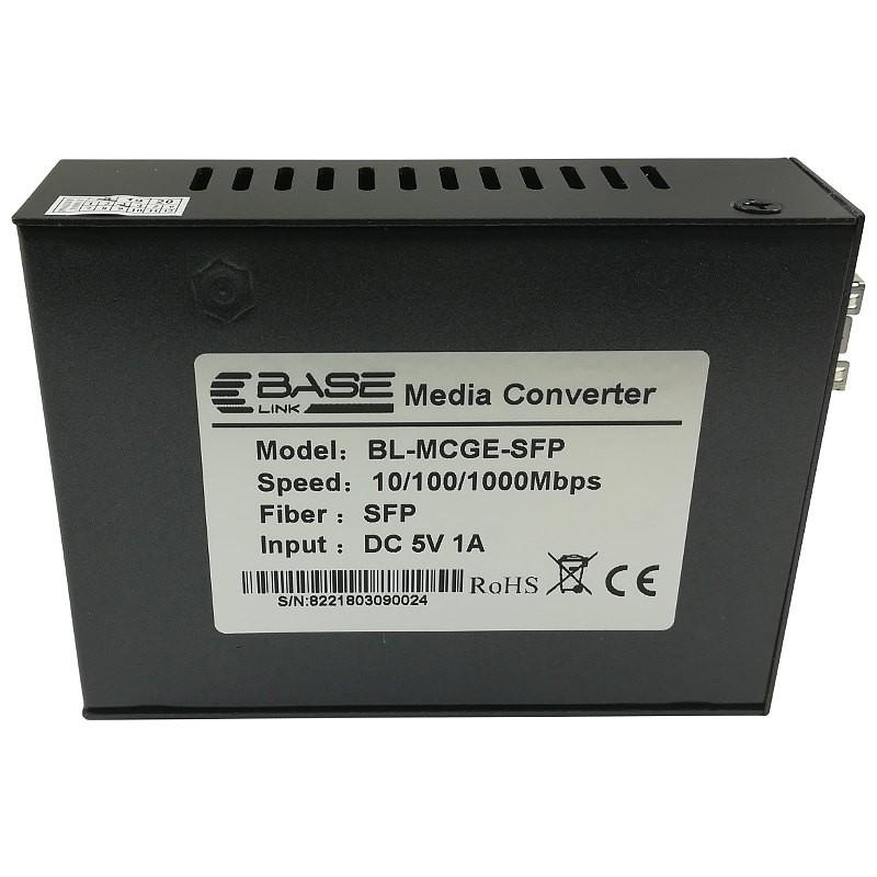 Media konwerter SFP (Base Link BL-MCGE-SFP)